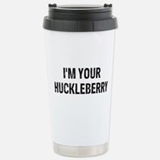 I'm Huckleberry Travel Mug