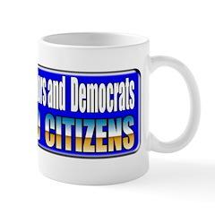 Dictators & Democrats Mug