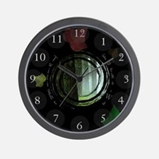 Twilight Forks Wall Clock