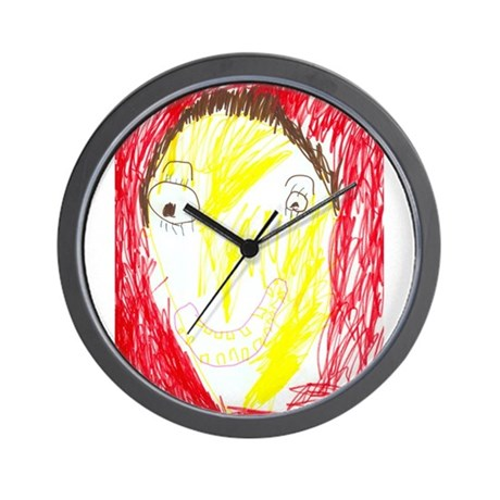 Andre Maceira Wall Clock