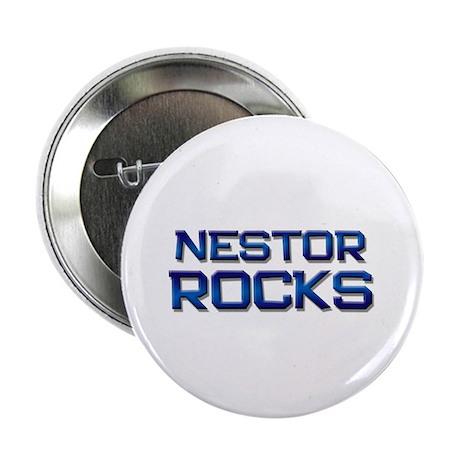 "nestor rocks 2.25"" Button"
