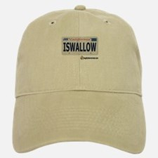 ISWALLOW License Plate Baseball Baseball Cap