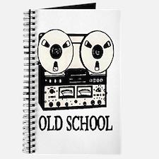 OLD SCHOOL (TAPE DECK) Journal