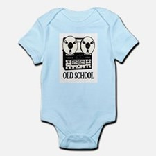 OLD SCHOOL (TAPE DECK) Infant Bodysuit