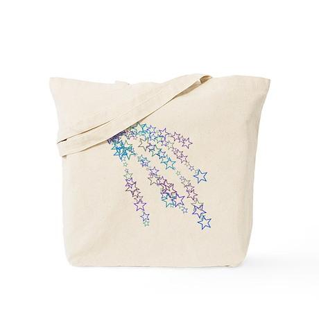 Stars Falling Tote Bag