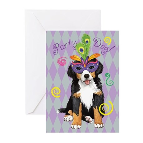 Party Berner Greeting Cards (Pk of 10)