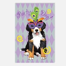 Party Berner Postcards (Package of 8)