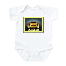 """Lambo Gallardo"" Infant Bodysuit"