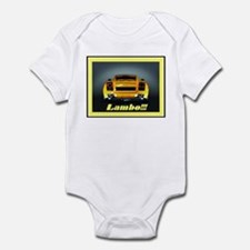 """Lambo Gallardo"" Infant Bodysuit"