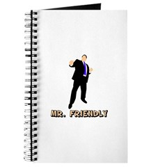 Mr. Friendly Journal