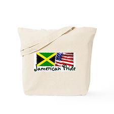 Jamerican Pride 2 Tote Bag