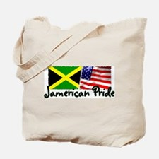 Jamerican Pride 2 Tote Bag