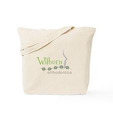 Wilborn Orthodontics Tote Bag