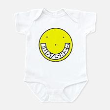 SON OF SMILEY Infant Bodysuit