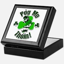 Pog Mo Thoin Keepsake Box