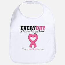 Breast Cancer Miss Sister Bib