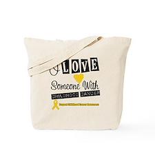 ChildhoodCancer Support Tote Bag