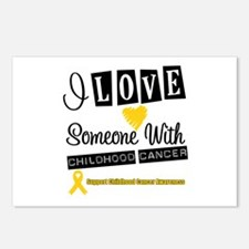 ChildhoodCancer Support Postcards (Package of 8)