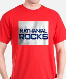 nathanial rocks T-Shirt