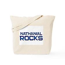 nathanial rocks Tote Bag