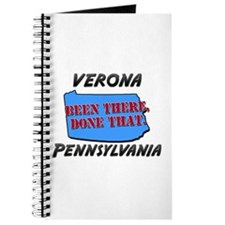 verona pennsylvania - been there, done that Journa