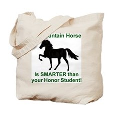 MH Smarter than Honor Student Tote Bag