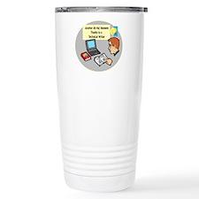Software Manuals Travel Mug