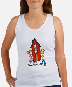 House We're Moving Women's Tank Top