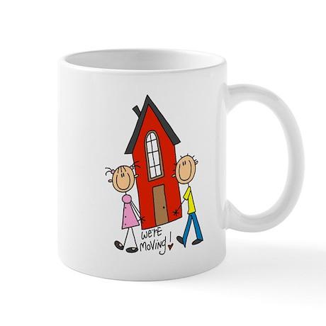 House We're Moving Mug