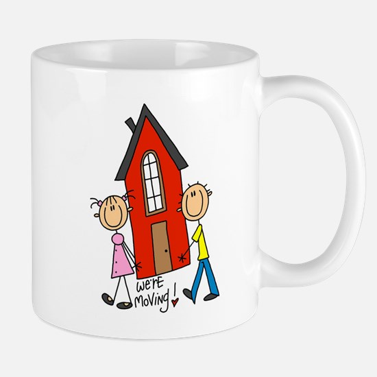 House We're Moving Mug