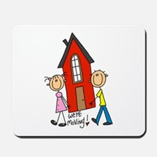 House We're Moving Mousepad