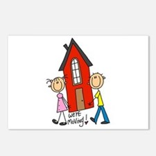 House We're Moving Postcards (Package of 8)