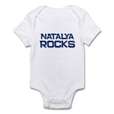 natalya rocks Infant Bodysuit