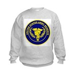 United States Army Reserve (Front) Kids Sweatshirt