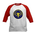United States Army Reserve (Front) Kids Baseball J