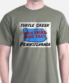 turtle creek pennsylvania - been there, done that