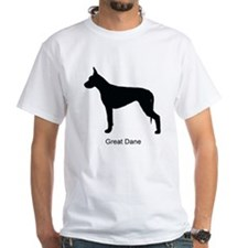 Black Great Dane Shirt