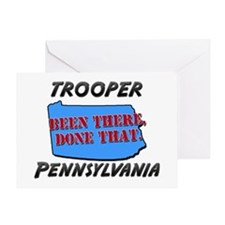 trooper pennsylvania - been there, done that Greet