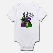 MARDI GRAS FINISHED COINS Body Suit