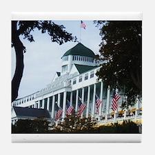 Grand Hotel Tile Coaster