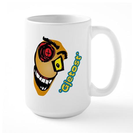 Spud Man Large Mug