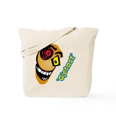 Spud Man Tote Bag
