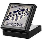 1935 Republic Gasoline Keepsake Box