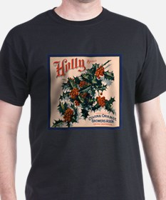 Holly Orange Crate Label T-Shirt