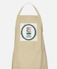 Confusing BBQ Apron