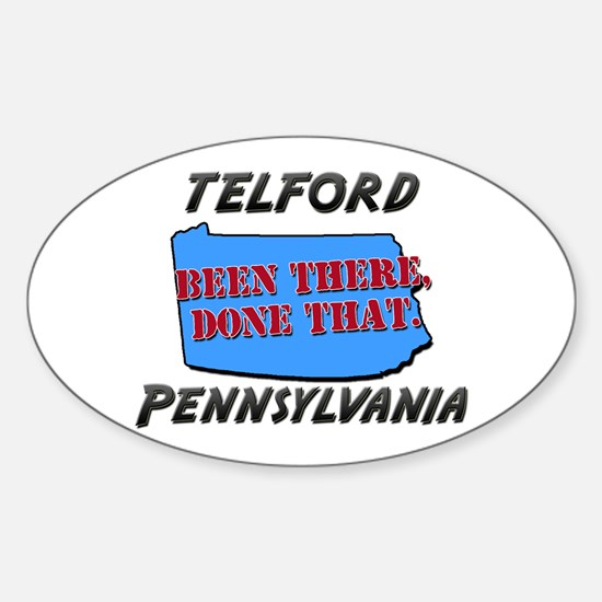 telford pennsylvania - been there, done that Stick
