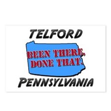 telford pennsylvania - been there, done that Postc