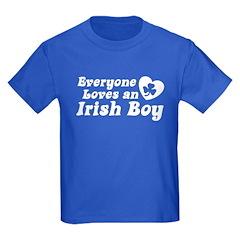 Everyone loves an Irish Boy T