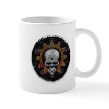 Gear Skull [L]: Mug