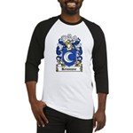 Krumme Coat of Arms Baseball Jersey